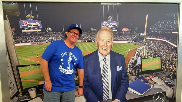2016/09 - Vin Scully's Last Dodger Game