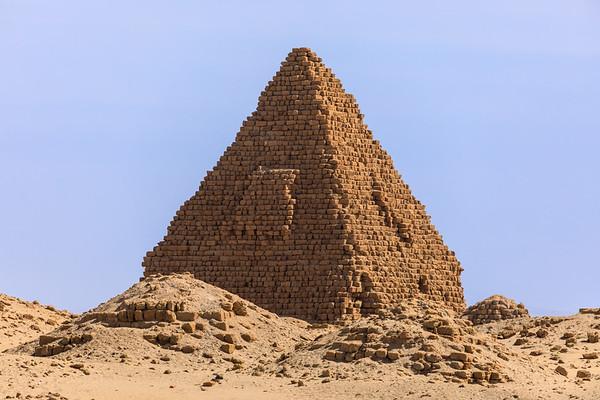Nu 8 Aspelta, Nuri, Sudan