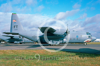 Sharkmouth Lockheed C-130 Hercules Military Airplane Pictures