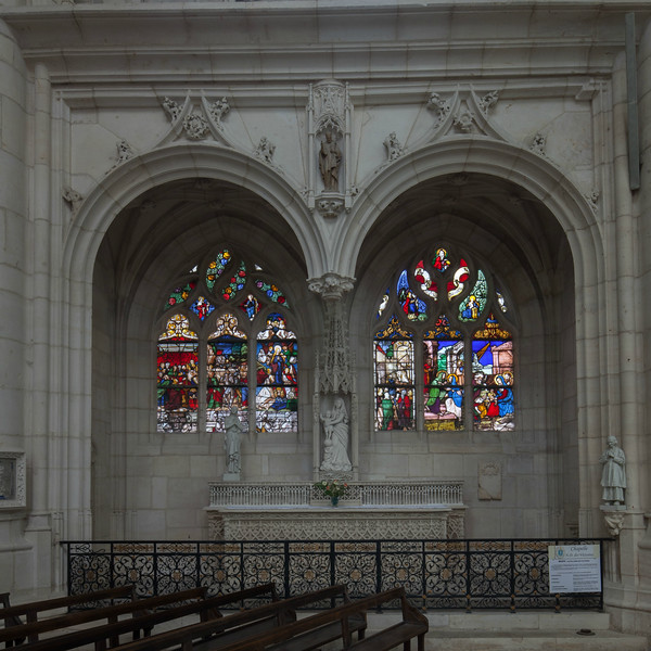Saint-Nicolas-du-Port, Chapel of The Virgin