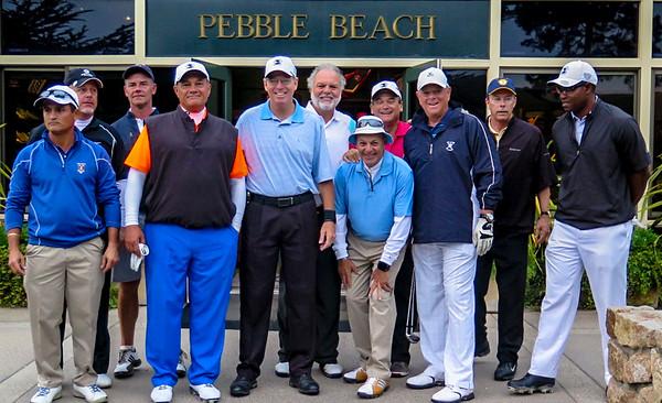 Golf Trip Pebble Beach Monterey 2014