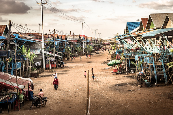 Mainstreet, Kampong Phluk