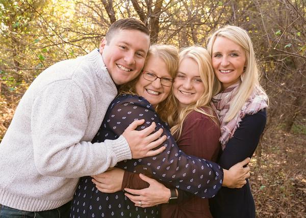 Ashly Davenport Family