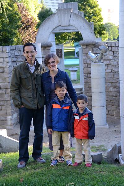 Strathcona park 2015