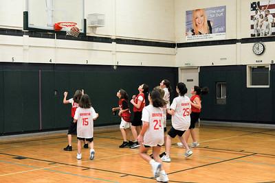 South Windsor Junior Girls Basketball, 2009-01-03, Magic vs Falcons