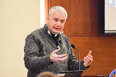 2020 Father Larry Richards Formation Talk