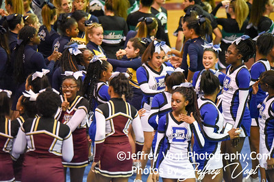 11-12-2016 Blake HS at MCPS Cheerleading Championship Division 2 at Montgomery Blair HS, Photos by Jeffrey Vogt Photography