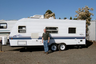1999 Terry Travel Camper