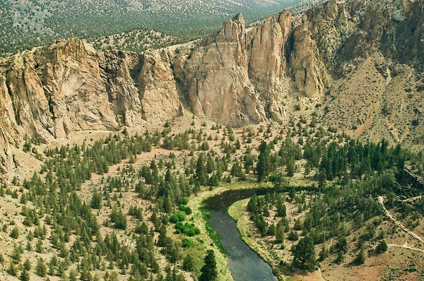 Smith Rock with an OM1 - 2021/05/23