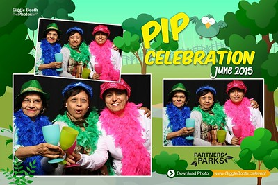 PIP Celebration 2015 - Surrey Parks