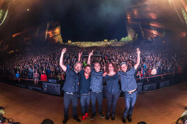 STS9 Red Rocks 2014