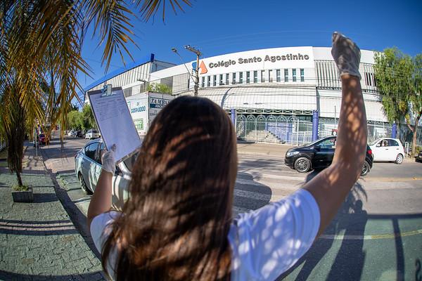 Drive-thru de Assinaturas Santos Agostinho Contagem