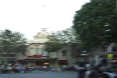Disneyland 2003