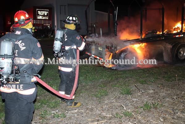 5/7/15 - Onondaga semi trailer fire, 2787 S. Aurelius Rd
