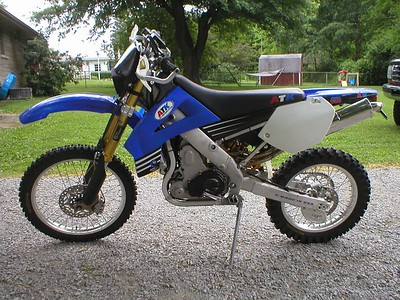 2005 ATK 450XC