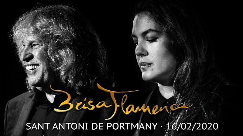 FESTIVAL BRISA FLAMENCA 2020 · 16/01/2020