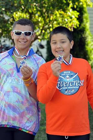 Rivercrest Triathlon 2010
