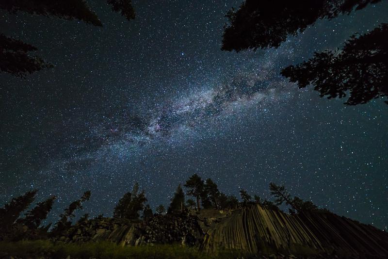 The Devils Milky Way