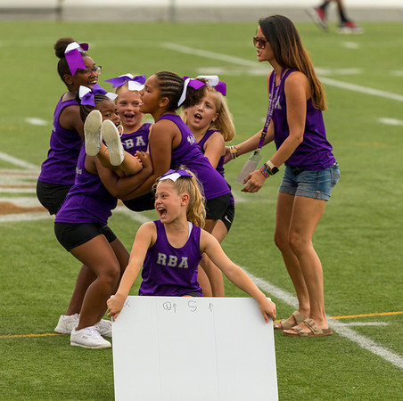 RBA Cheer at the Jamboree 8-24-19
