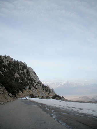 Iceberg Lake Day-Climb - February 19, 2010