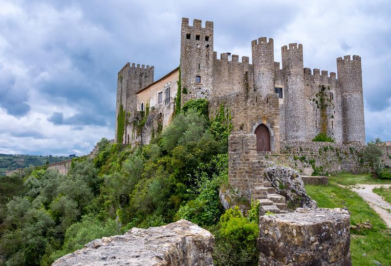 2016 Portugal_Obidos castle-1.jpg