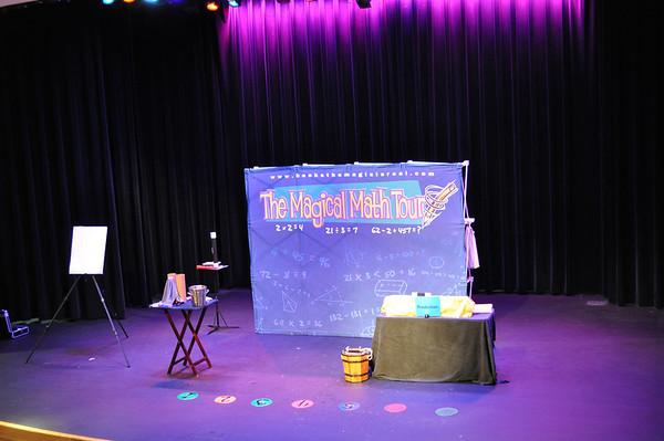 Magical Math Tour 2010