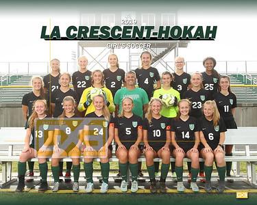 La Crescent-Hokah girl's soccer GSOC19
