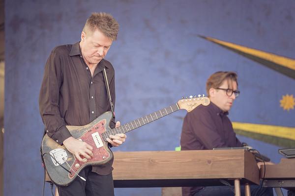 Wilco @ Gentilly Stage (Fri 5/5/17)