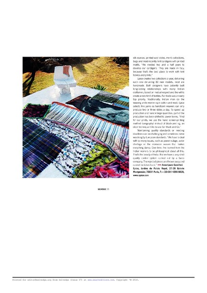 Selvedge Magazine - Issue #57 - 2014