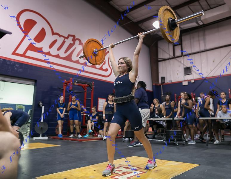 LBHS Weightlifting 2018-2019