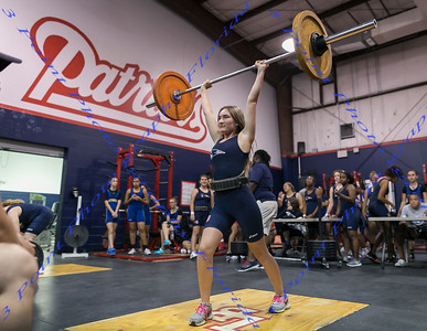 LBHS Weightlifting 2018-2019