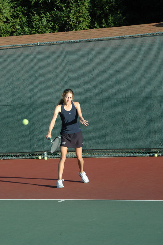 Menlo Girls Tennis 2005 - Player 5
