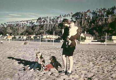 1960 Santa Monica Christmas
