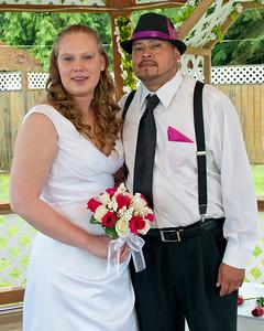 Mr. & Mrs. Garcia