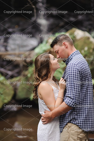 Cole and Taylon  Engagement 2017