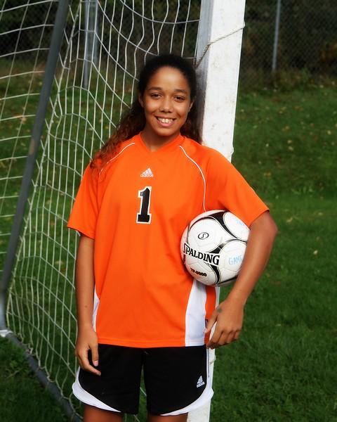 Wellsville Girls Soccer 2018