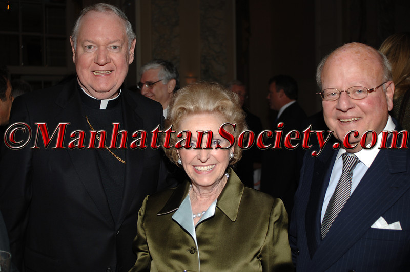 The 70th CYO Annual Club of Champions Dinner with His Eminence, Edward Cardinal Egan