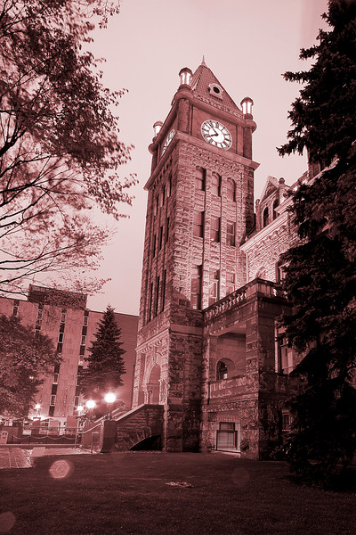 City Hall (monochromed)