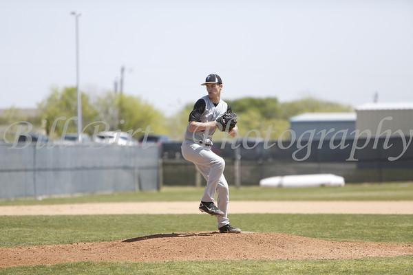 TCHS V Baseball vs Trinity 4-6-13