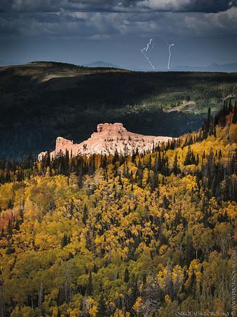 Cedar Breaks Rocks