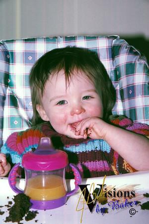Anya's 1st Birthday