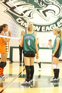 V-Ball, Canton v Kemp, Oct.2,09