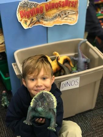 Week 14: Herbivore Dinosaurs