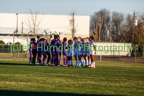 UGHS Soccer  3-3-2017