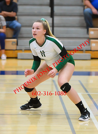 11-9-2017 - Sunnyslope vs. Queen Creek (AIA 5A Final) Championship Volleyball
