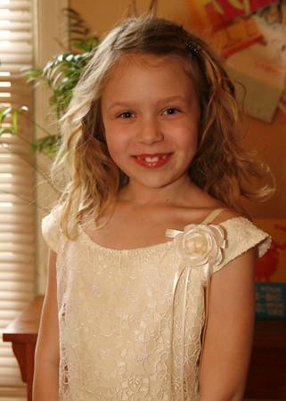 Allison's 2nd Grade Spring Concert '11