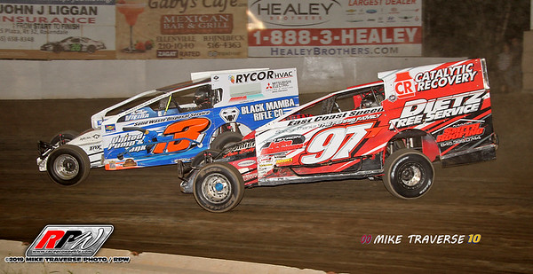 Accord Speedway - 6/28/19 - Mike Traverse
