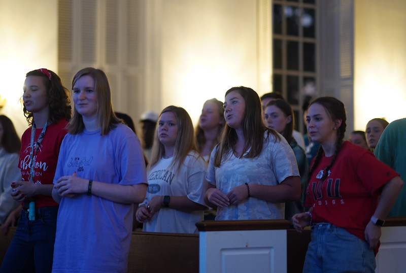 Chapel Night