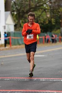 Princeton Half Marathon 2014