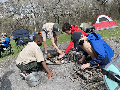 March Campout - Scout Skills & Orienteering